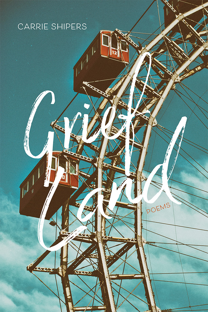 Book cover of Grief Land by Carrie Shipers