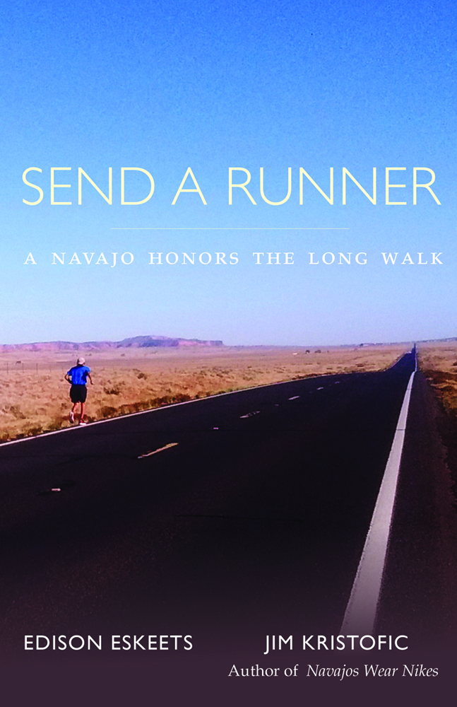 Book Cover of Send a Runner