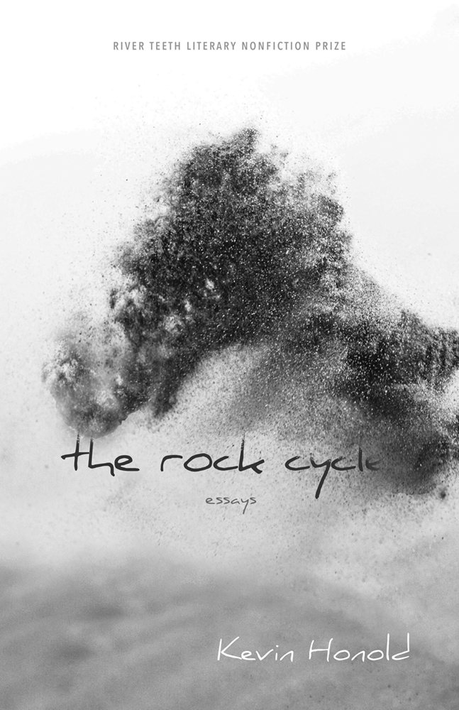 Book Cover of The Rock Cycle