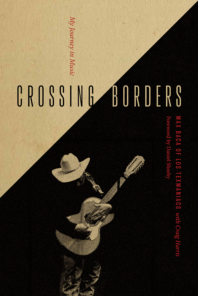 Book Cover of Crossing Borders