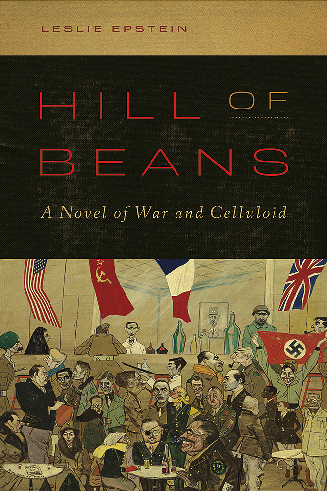 Book Cover of Hill of Beans